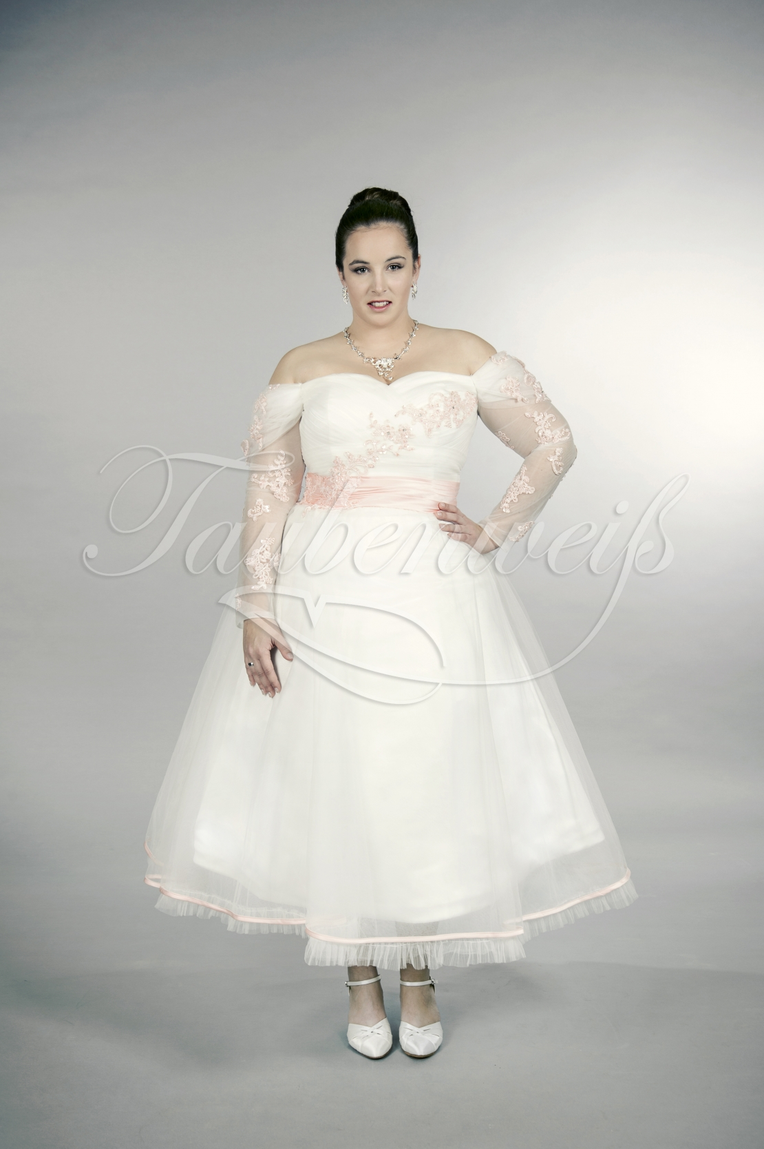 Wedding Dress Tw0158b Our Plus Size